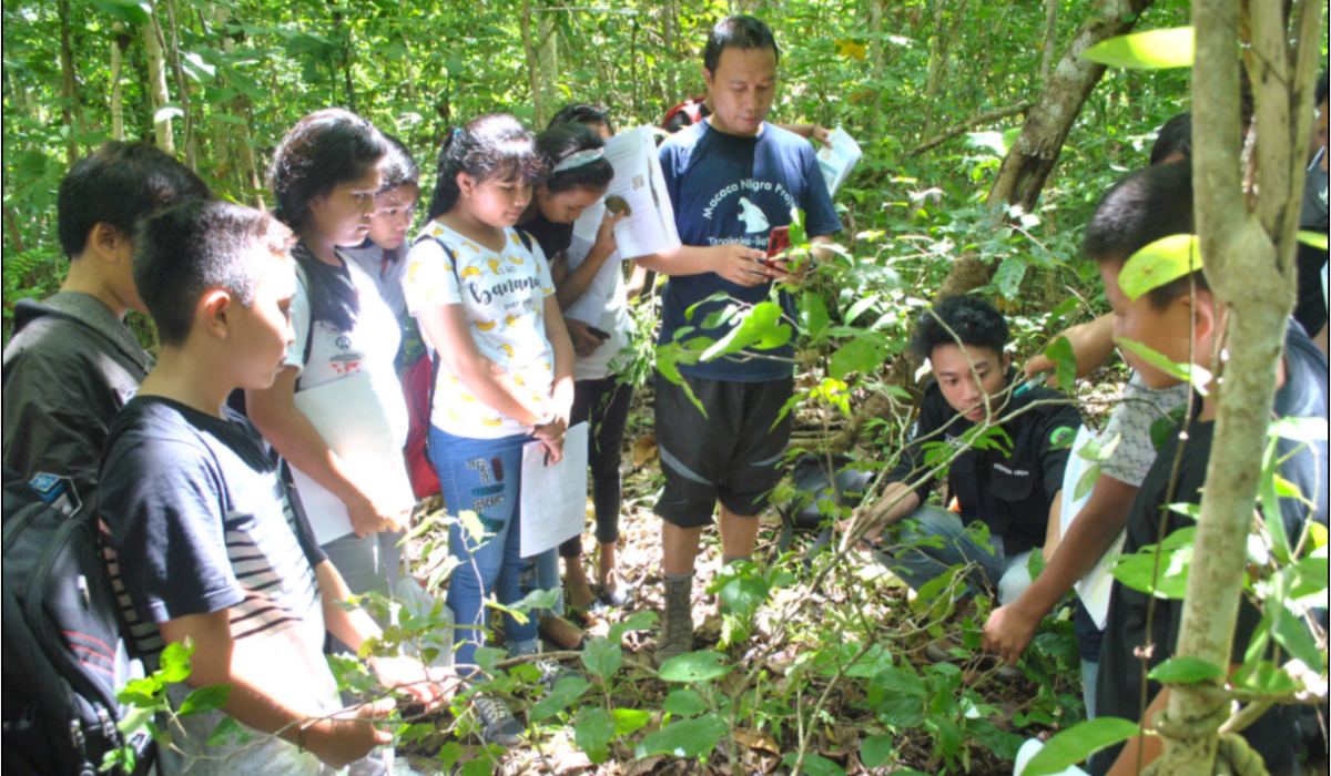 Bilan Tangkoko Conservation Education 2018-2019