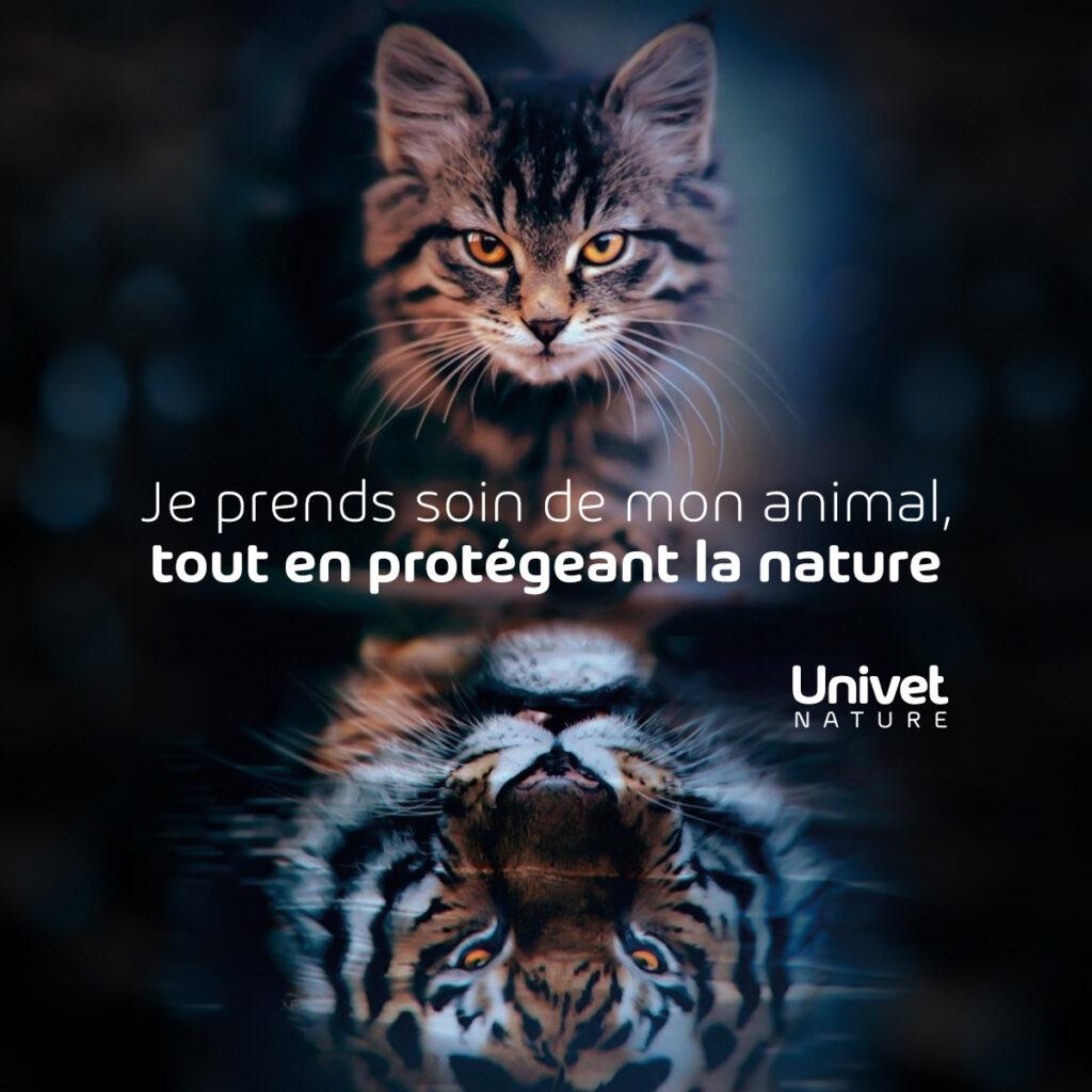 Je prends soin de mon animal, tout en protégeant la nature