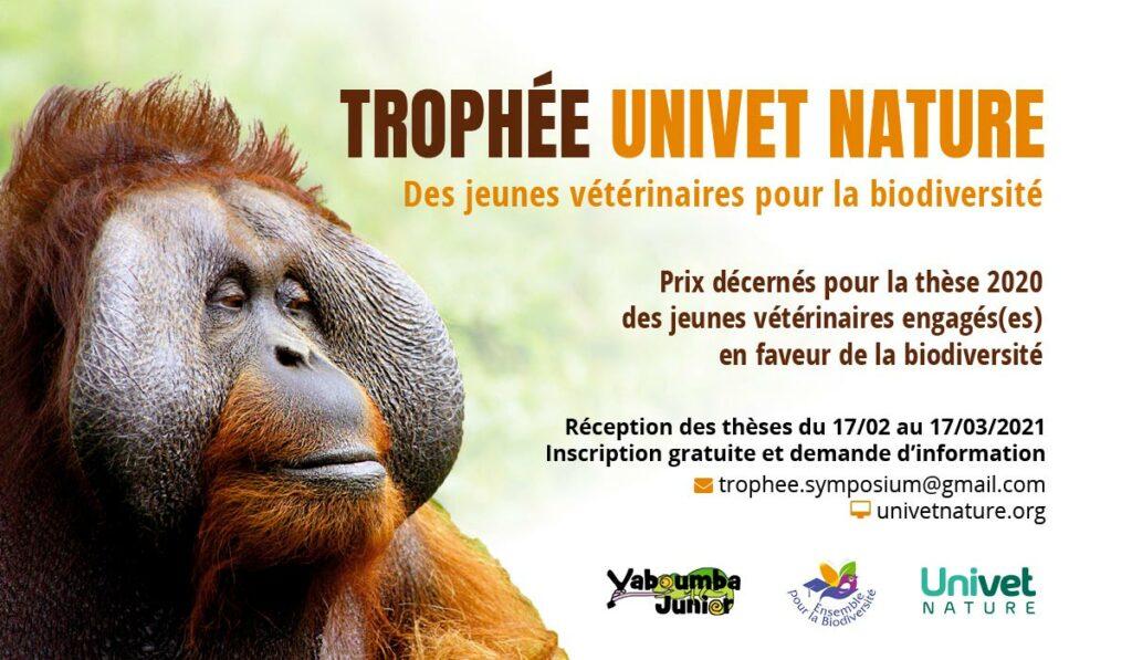 Trophée Univet Nature