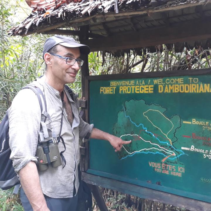 Alain Moussu – Réserve Ambodiriana, Madagascar