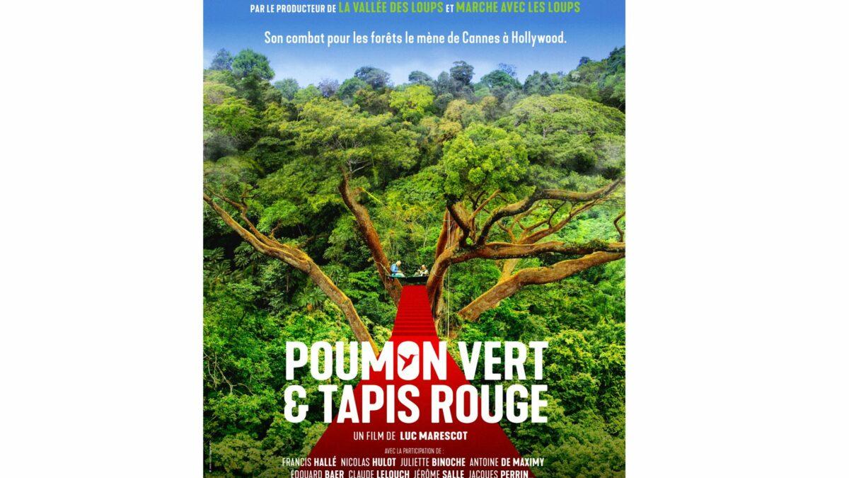 Poumon vert et tapis rouge, un film avec un regard surprenant sur les forêts tropicales (septembre 2021).