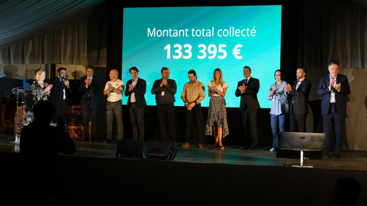 De l'espoir pour les animaux sauvages avec une collecte de 133 395 € !